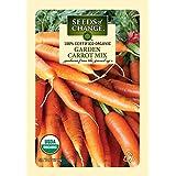 Seeds of Change Certified Organic Carrot, Garden - 700 milligrams, 400 Seeds Pack