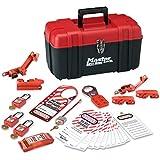 Master Lock 1457E410KA Electrical Personal Lockout Kit