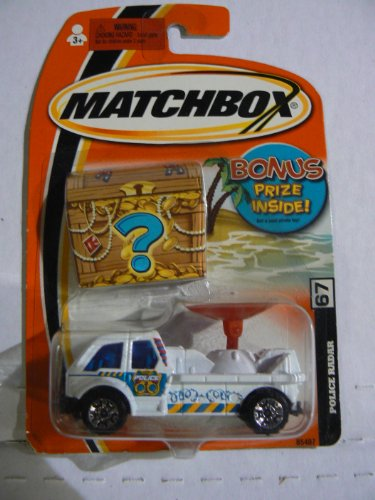 Matchbox #67 Police Radar - 1