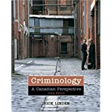 Criminology: A Canadian Perspectiveby Rick Linden