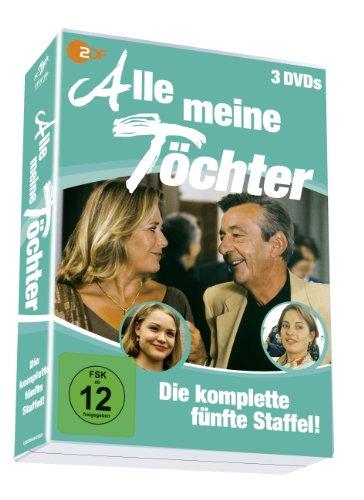 Alle meine Töchter - Die komplette 5. Staffel auf 3 DVDs!
