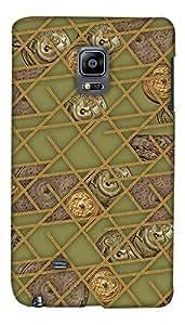 PrintHaat Designer Back Case Cover for Samsung Galaxy Note Edge :: Samsung Galaxy Note Edge N915Fy N915A N915T N915K/N915L/N915S N915G N915D
