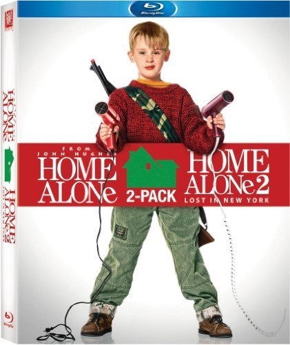 Home Alone / Home Alone 2: Lost In New York Double Feature [Blu-ray] by 20th Century Fox (Home Alone 2 Blu Ray compare prices)