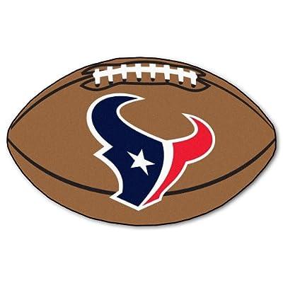 Fanmats NFL Houston Texans Nylon Rug