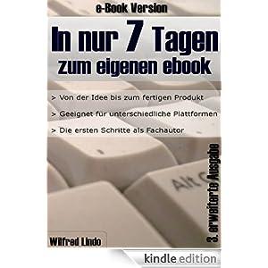 In nur 7 Tagen das eigene e-Book
