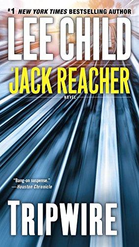 Tripwire (Jack Reacher), Child, Lee