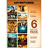 6-Movie Pack: Adventure!