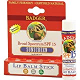 Badger Spf15 Lip Balm Bo56