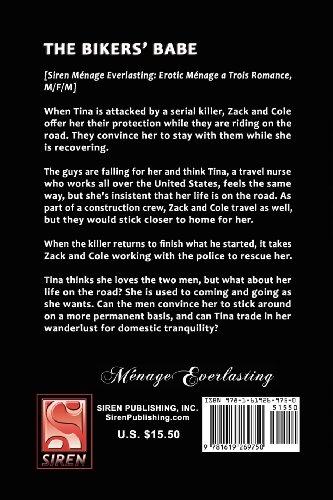 The Bikers' Babe [The Dirty Dozen 2] (Siren Publishing Menage Everlasting) (Dirty Dozen, Menage Everlasting)