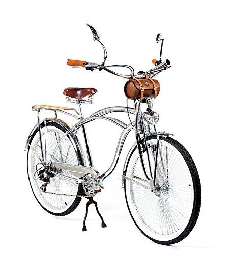 Comfortable Soft Vintage Bicycle Saddle Tail Handlebar Tools Bag, Cylindrical, Handmade 6