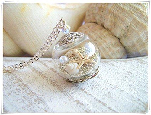 Handmade Starfish Necklace