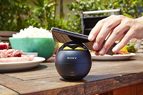 SONY ワイヤレスポータブルスピーカー ブラック SRS-X1 BC