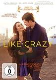 DVD Cover 'Like Crazy