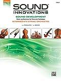 Sound Innovations for String Orchestra -- Sound Development: Cello