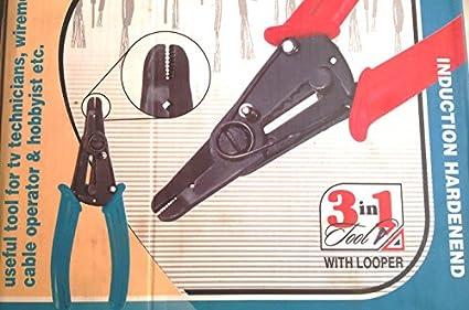 3 in 1 Multi Functional Tool Plier