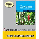 Bundle: Cuadros Student Text, Volume 1 of 4: Introductory Spanish + iLrn(TM) Heinle Learning Center, 1 term (6 months) Printed Access Card