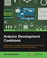 Arduino Development Cookbook Front Cover