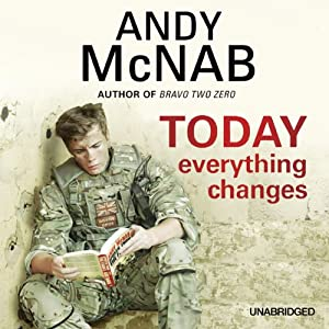 Today Everything Changes Audiobook