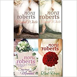The Bride Quartet Series, Books 1 Thru 4: Vision in White ...