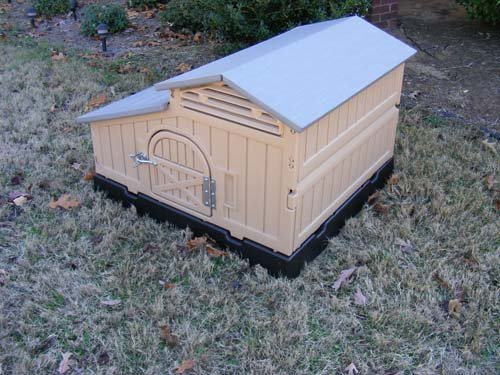 Formex Snap Lock Standard Chicken Coop Backyard Hen House 3-4 Large 4-6 Bantams (Snap Lock Chicken Coop compare prices)
