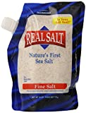 Real Salt Sea Salt - Pouch, 26-Ounce