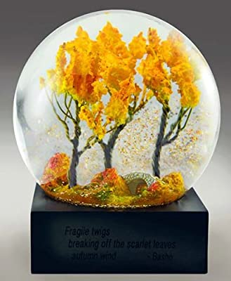 Four Seasons Snow Globes by CoolSnowGlobes
