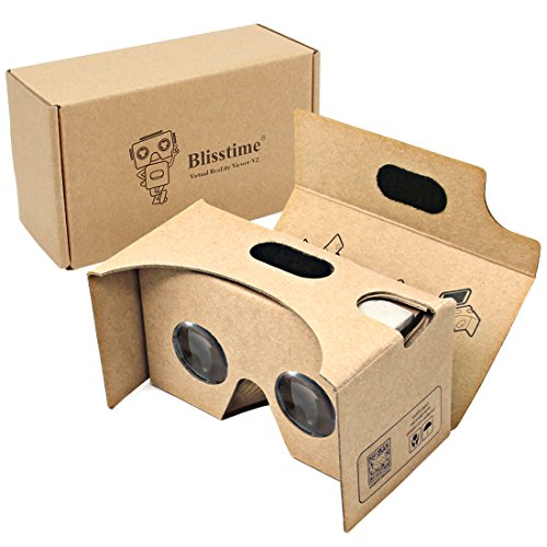 Blisstime-Google-Cardboard-V20-3d-Glasses-Vr-Virtual-Reality-Cardboard-Kit