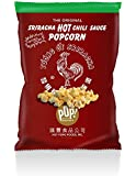 Huy Fong Sriracha Hot Chili Sauce Popcorn, 3.5 Ounce (2 Packs)