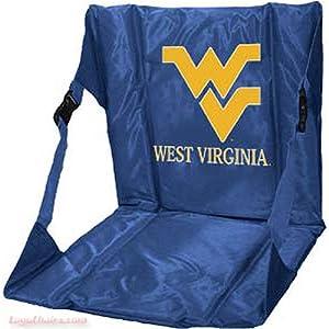 Collegiate Stadium Beach Chair with Cushion by Logo Chairs