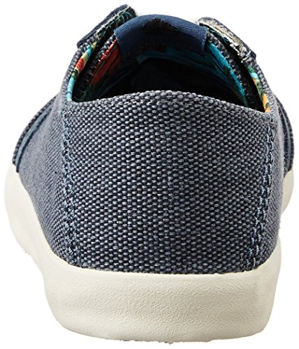 Oneill Men's Navy Blue Canvas Sneakers