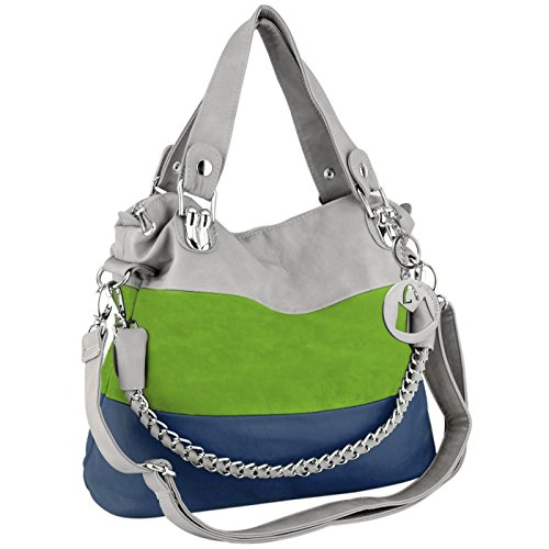 MG-Collection-MAWAR-Green-Blue-Gray-Chic-Hobo-Style-Shoulder-Handbag-Purse