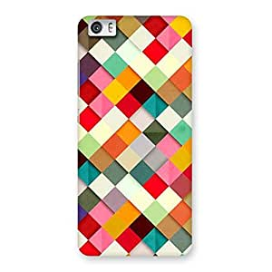 Delighted ColorFull Ribbons Print Back Case Cover for Xiaomi Redmi Mi5