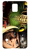 How to Train Your Dragon 2 Fashion Hard back cover skin case for samsung galaxy s5 i9600-s5HTD1014
