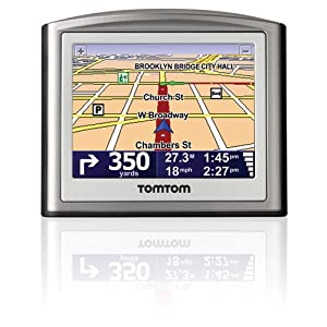 tomtom one s 3 5 inch portable gps navigator. Black Bedroom Furniture Sets. Home Design Ideas