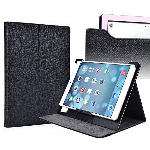 quite nice 6ef31 3af11 Exxist Black Universal Tablet Case with Rotating Platform For - Import It  All