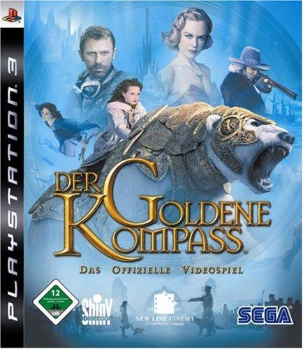 Der Goldene Kompass Buch Der Goldene Kompass Nintendo