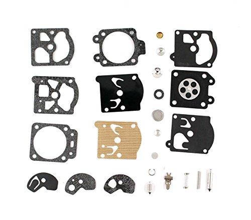 XA Carburetor Carb Repair Rebuild Kit Gasket Diaphragm For Stihl 028AV 031AV 032 032AV 09 010 011 028 FS40 FS44 FS85 FS586 FS88 FS106 FS180 Chainsaw Walbro K10-WAT (Stihl 031av Carburetor compare prices)
