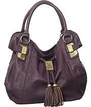 Hot Sale Purple Large Vitalio Vera ''Savitha'' Hobo