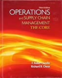 img - for Operations and Supply Chain Management: The Core (McGraw-Hill/Irwin Series Operations and Decision Sciences) book / textbook / text book