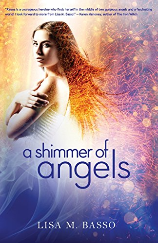Image of A Shimmer of Angels (The Angel Sight Series)