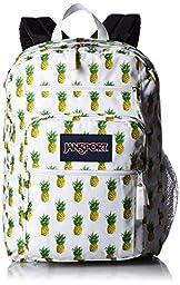 JanSport Big Student Multi Tropic Gold Backpack Bags