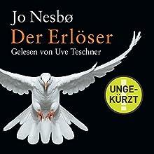 Der Erlöser Hörbuch von Jo Nesbø Gesprochen von: Uve Teschner