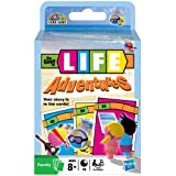 Hasbro The Game Of Life Adventures Card Game