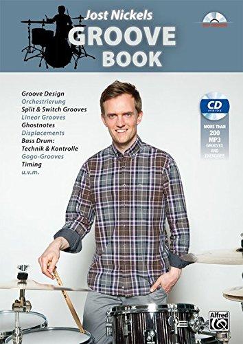Jost Nickels Groove Book German Language Edition, Book & CD  [Nickel, Jost] (Tapa Blanda)