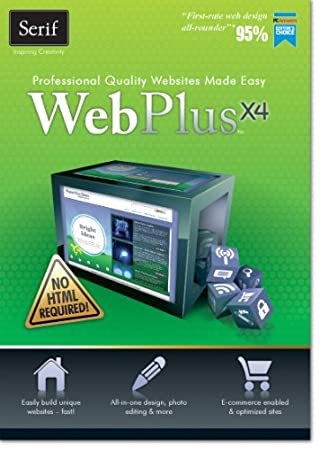 Serif WebPlus X4  [Download] [OLD VERSION]