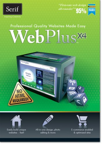 Serif WebPlus X4  [Download]