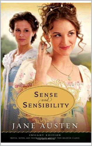 Jane Austen - Sense and Sensibility Vol. I : illustrated edition (English Edition)