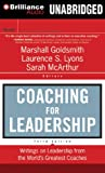 img - for Coaching for Leadership: Writings on Leadership from the World's Greatest Coaches book / textbook / text book