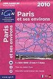 echange, troc IGN - Paris et ses environs : 1/100000