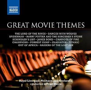 Great Movie Themes Davis Rlpo by Naxos